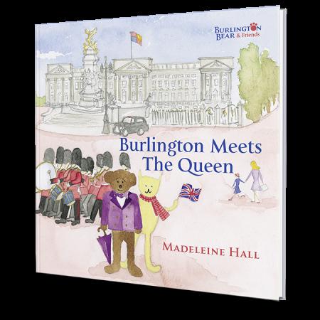 Burlington Meets The Queen