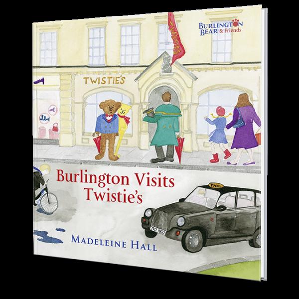 Burlington Visits Twistie's