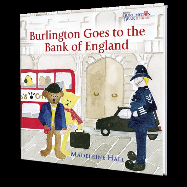 Burlington Goes to the Bank of England
