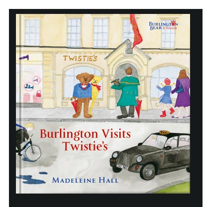 Burlington Visits Twisties